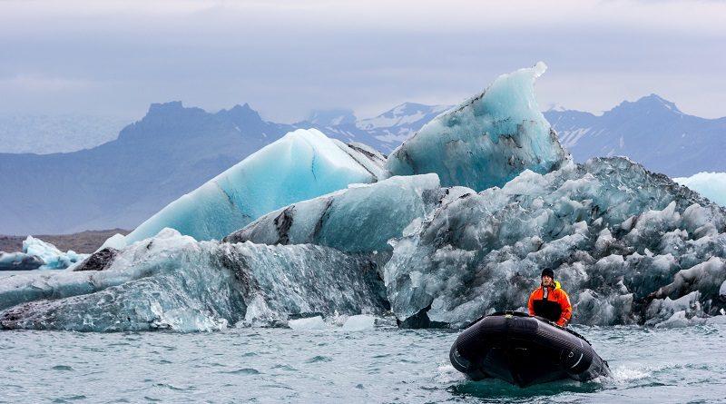 tauchen arktis